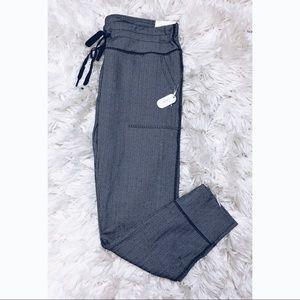 Aerie Herringbone Legging Sweatpants